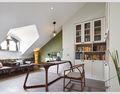 20万以上140平米三北欧风格书房装修案例