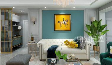 10-15万130平米四美式风格客厅装修案例