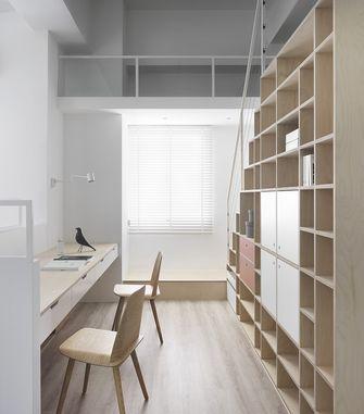 富裕型140平米三现代简约风格书房效果图