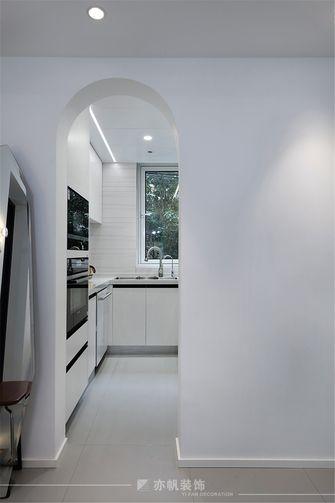 5-10万70平米北欧风格厨房装修图片大全