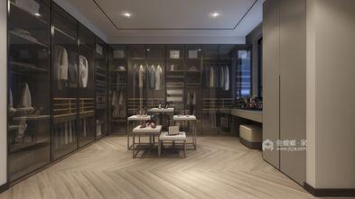 20万以上140平米别墅现代简约风格衣帽间效果图
