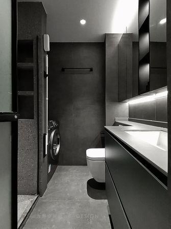 50平米公寓工业风风格卫生间装修图片大全