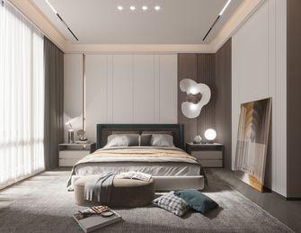 20万以上140平米别墅中式风格青少年房效果图