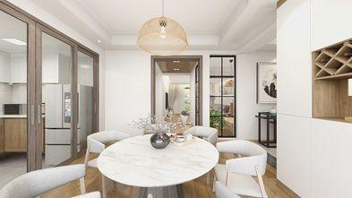 15-20万140平米别墅日式风格餐厅欣赏图