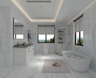 豪华型140平米别墅美式风格卫生间欣赏图