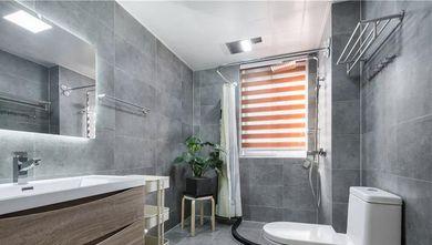 5-10万120平米三室两厅日式风格卫生间图片