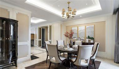 15-20万110平米一室一厅轻奢风格餐厅装修案例