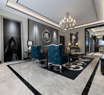 120平米三欧式风格客厅效果图