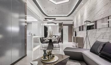 120平米三室一厅港式风格餐厅装修效果图