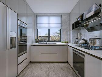 20万以上140平米复式轻奢风格厨房图片