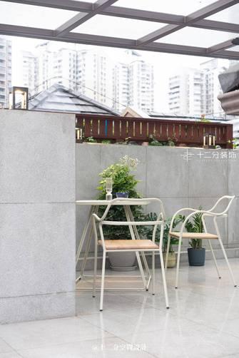 豪华型140平米复式法式风格阳台效果图