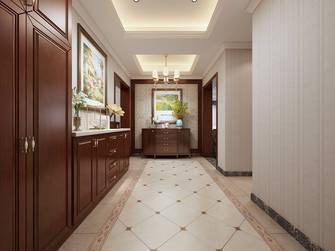 140平米别墅美式风格玄关图片大全