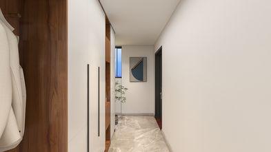 富裕型90平米三室两厅北欧风格玄关欣赏图