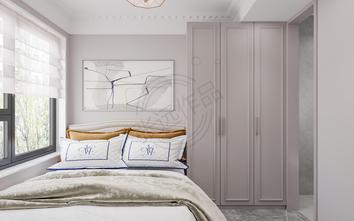 5-10万140平米别墅法式风格卧室图片