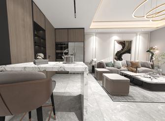 豪华型130平米复式轻奢风格客厅欣赏图