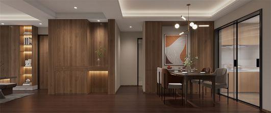 20万以上130平米三室两厅中式风格餐厅装修案例