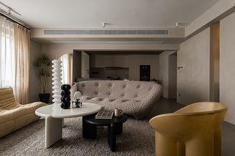 富裕型120平米混搭风格客厅设计图