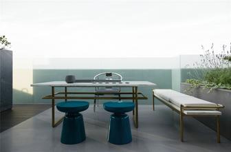 140平米复式中式风格阳台设计图