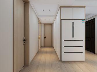 15-20万140平米四室两厅日式风格衣帽间欣赏图