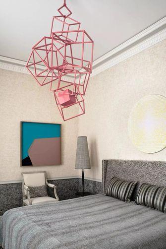 经济型90平米法式风格卧室装修案例