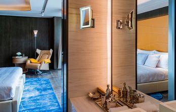 140平米复式轻奢风格走廊装修图片大全