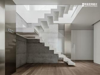 豪华型140平米复式现代简约风格楼梯间设计图