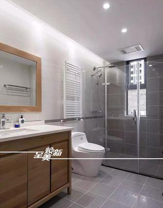 10-15万130平米三室两厅日式风格卫生间图片