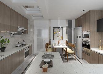豪华型110平米三室一厅欧式风格厨房效果图