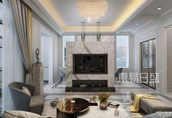 豪华型140平米别墅欧式风格客厅装修效果图