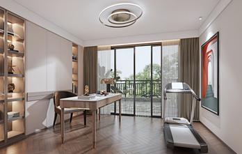 15-20万140平米四室两厅现代简约风格书房效果图