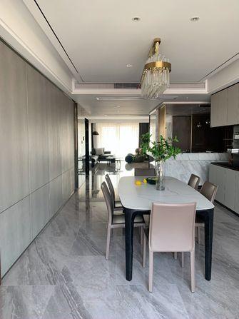 10-15万140平米三室两厅港式风格餐厅装修效果图