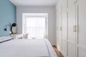 富裕型80平米三室两厅北欧风格卧室装修效果图