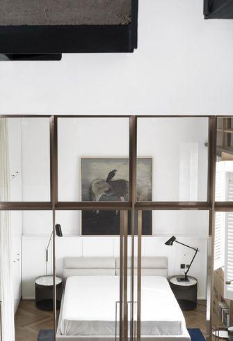 110平米三日式风格客厅效果图