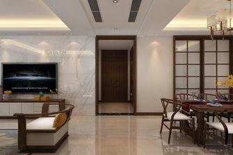 140平米三室两厅中式风格玄关装修案例