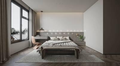 20万以上140平米四室四厅混搭风格卧室装修图片大全