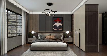 140平米四港式风格卧室效果图