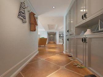 110平米三室两厅美式风格玄关图