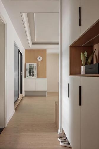经济型90平米三室两厅日式风格玄关图