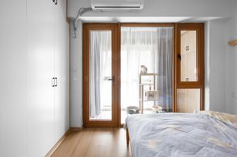 50平米一居室现代简约风格阳台装修效果图