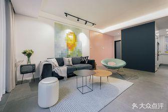 20万以上100平米三北欧风格客厅设计图