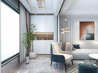 20万以上140平米四室两厅美式风格阳台图片