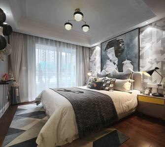 富裕型120平米四室两厅轻奢风格卧室装修效果图