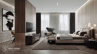 140平米别墅轻奢风格卧室装修效果图