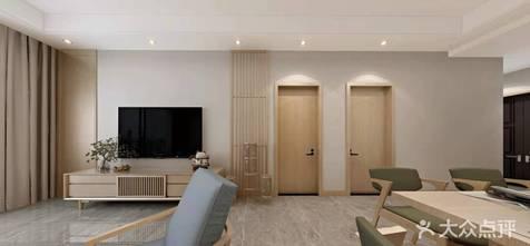 20万以上120平米三日式风格客厅装修案例