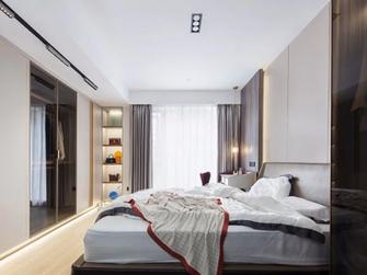 豪华型140平米三室一厅轻奢风格卧室效果图