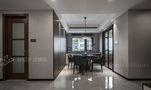 三室两厅现代简约风格餐厅图片大全