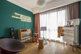豪华型120平米三室两厅欧式风格影音室装修案例