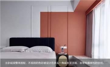 20万以上140平米四室两厅混搭风格卧室图片