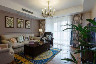 5-10万60平米一室一厅美式风格客厅设计图