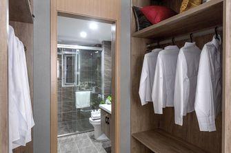 富裕型100平米三室两厅现代简约风格衣帽间装修图片大全